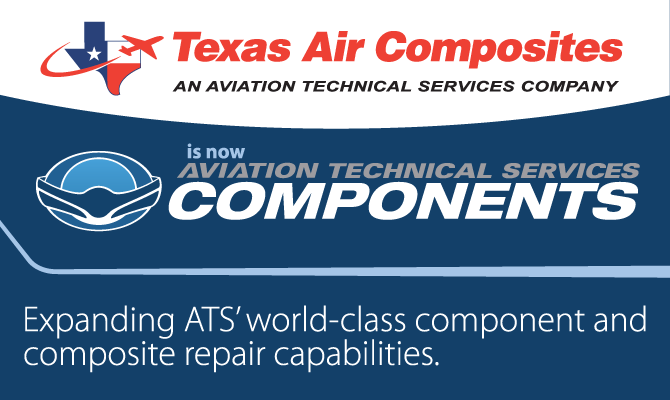 Texas Air Composites is now Aviation Technical Services