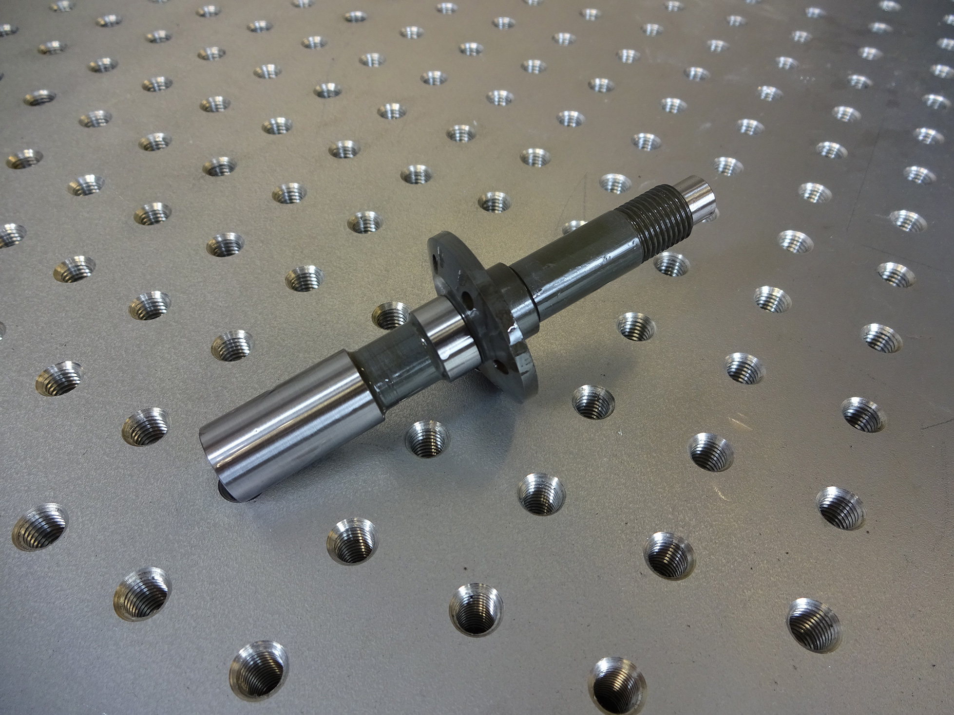 Clutch shaft PMA