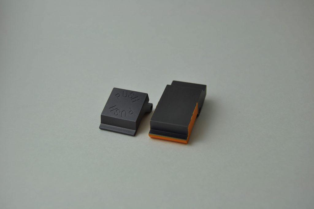 Huffer door latch parts PMA