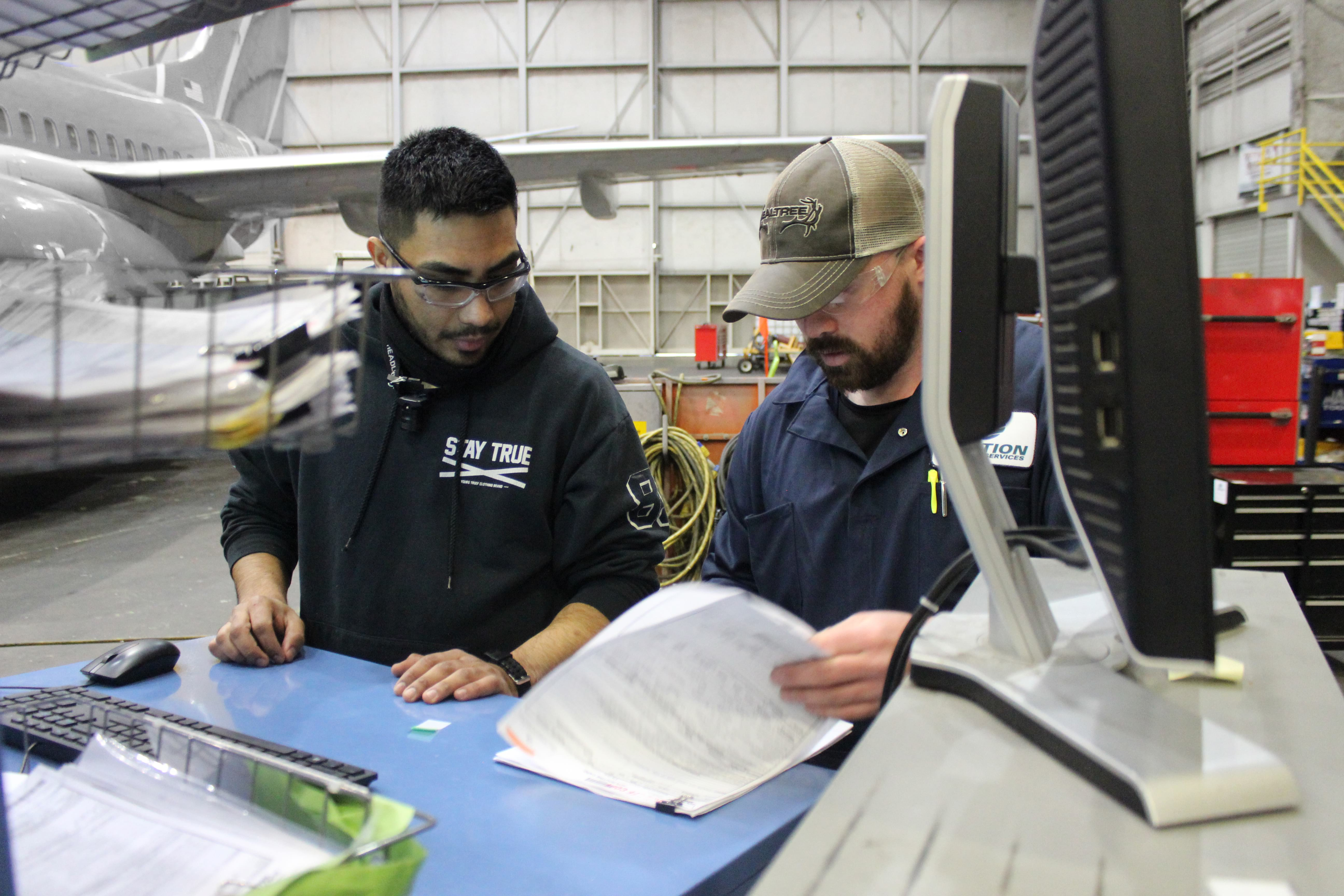 An Apprentice Mechanic learns how accurate and thorough paperwork contribute to flight safety.